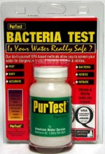bacteria water test kit