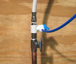 EZ Faucet Connector